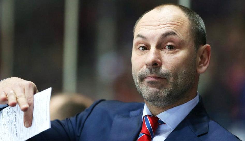 ХК «Сочи» представил нового основного тренера Сергея Зубова