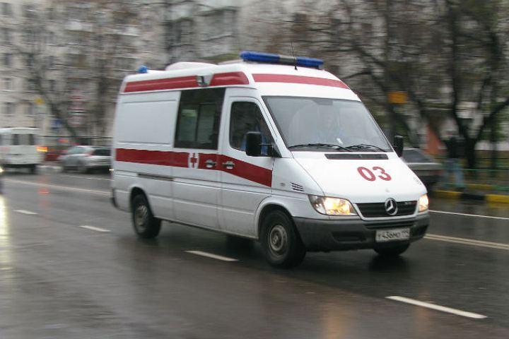 2-х пострадавших отправили навертолете вПетербург— ДТП под Выборгом