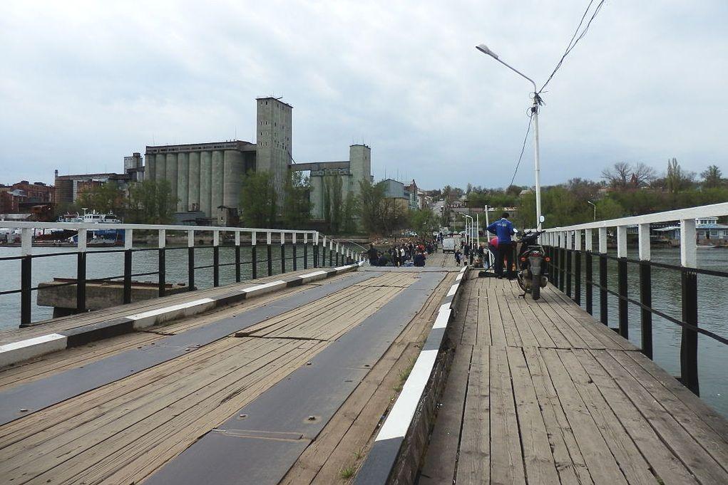 Выдвинута инициатива возведения капитального моста наЗеленый остров