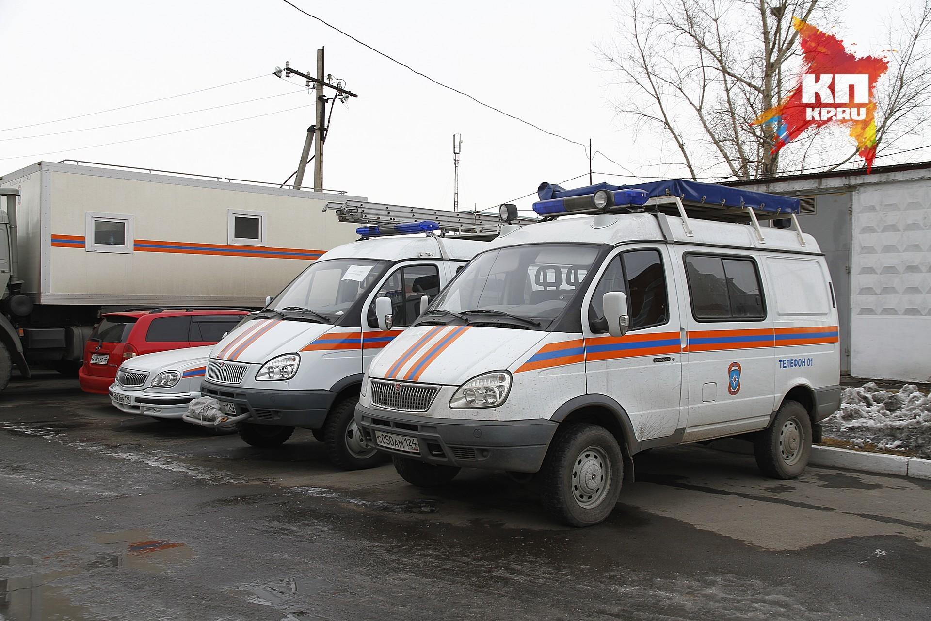 В прошлых выходных красноярским спасателям довелось эвакуировать со«Столбов» двоих туристок