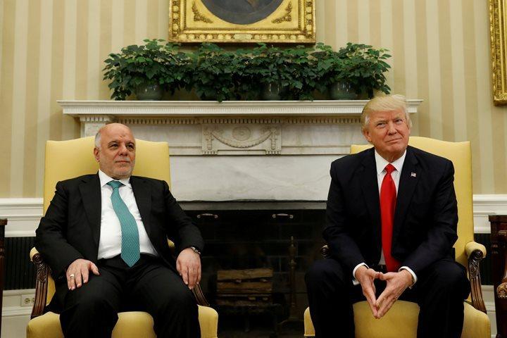 ВБелом доме назвали встречу спремьером Ирака результативной