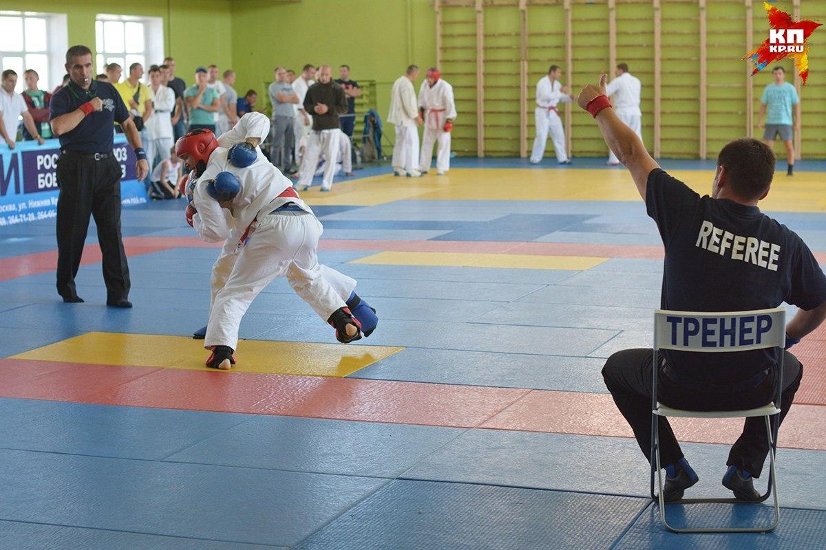 Чеченский школьник победил вчемпионате РФ порукопашному бою