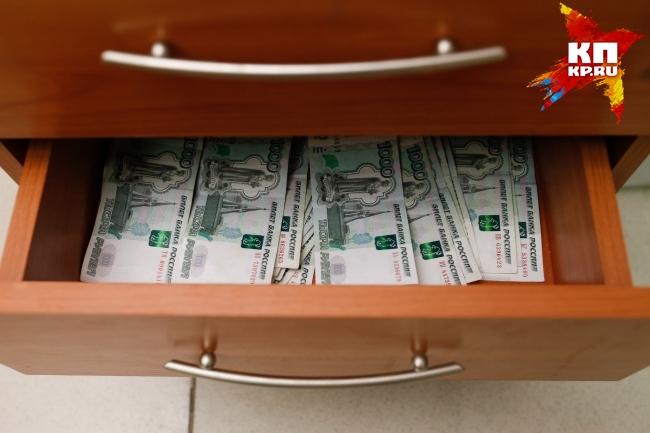 Инкассатор изПервоуральска похитил 4 млн руб. ипроиграл ихвказино
