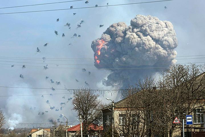 Трагедия в Балаклее будет иметь печальные последствия, прежде всего в вопросах обороноспособности, не говоря уже о репутационных потерях