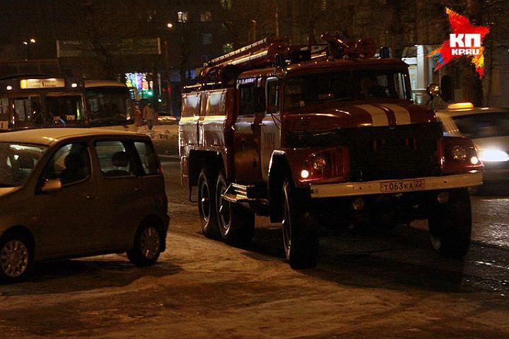ВПермском крае опять полыхали машины
