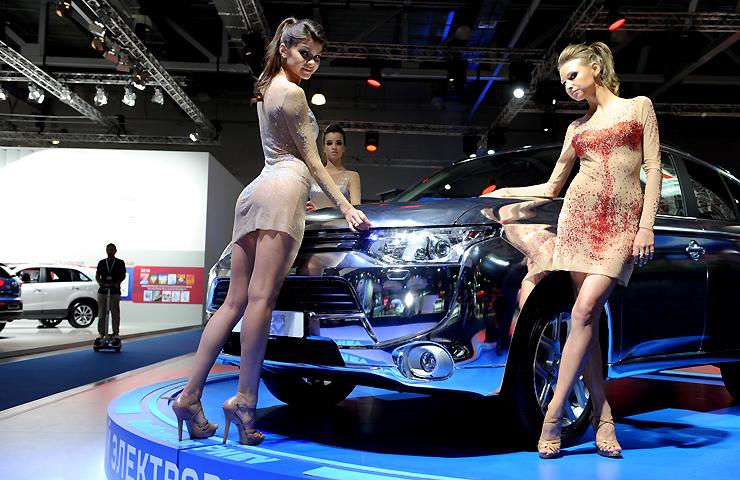 Объявлены достоверные сроки проведения Московского интернационального автомобильного салона