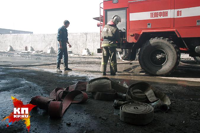 Четверо детей пострадали впожаре наДачной улице Новосибирска