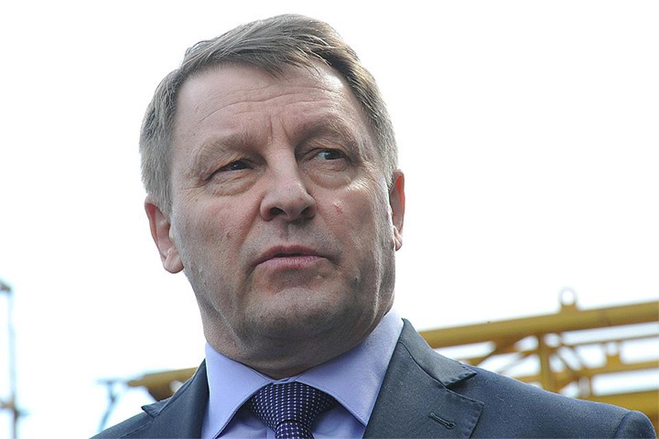 Стала известна причина увольнения Нилова споста руководителя ГИБДД