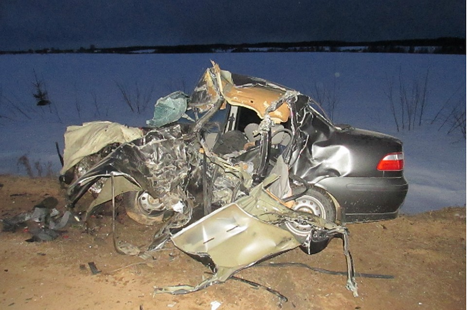 В трагедии сМАЗом навстречной полосе умер шофёр «Фиата»