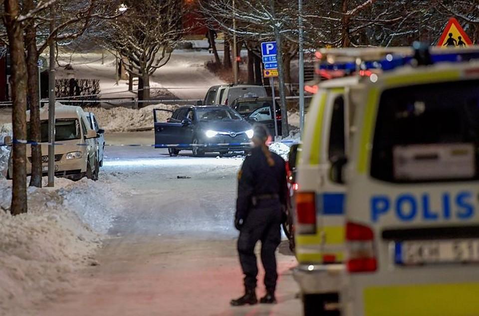 В итоге стрельбы вшведской Уппсале умер один человек