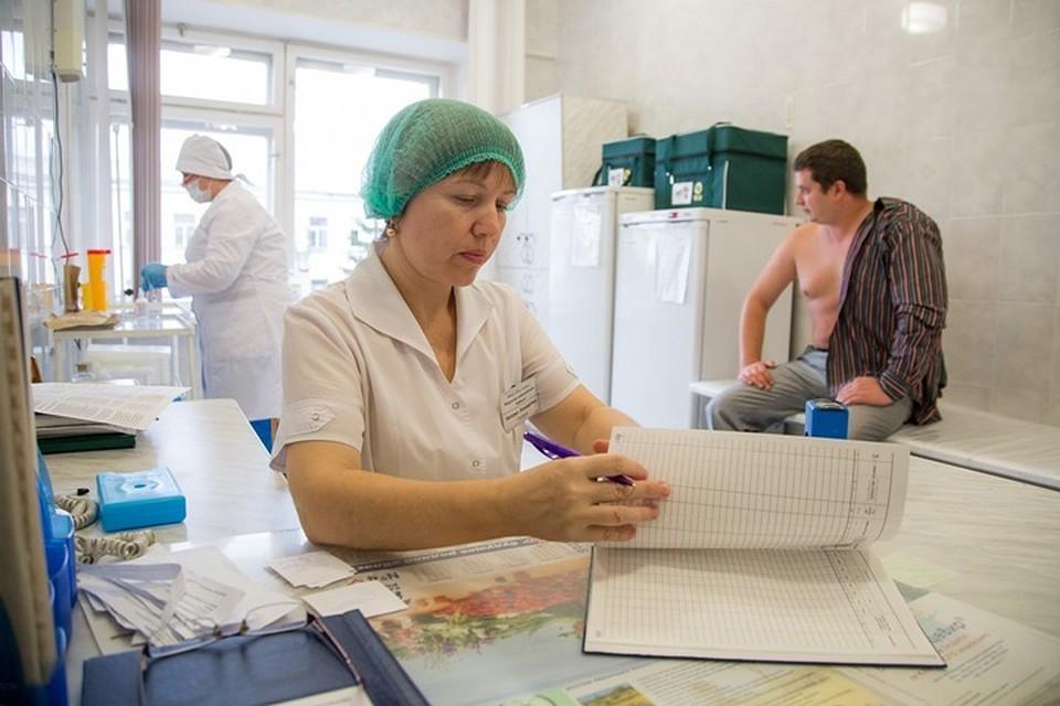 Число заболевших ОРВИ вКоми возросло надевять процентов