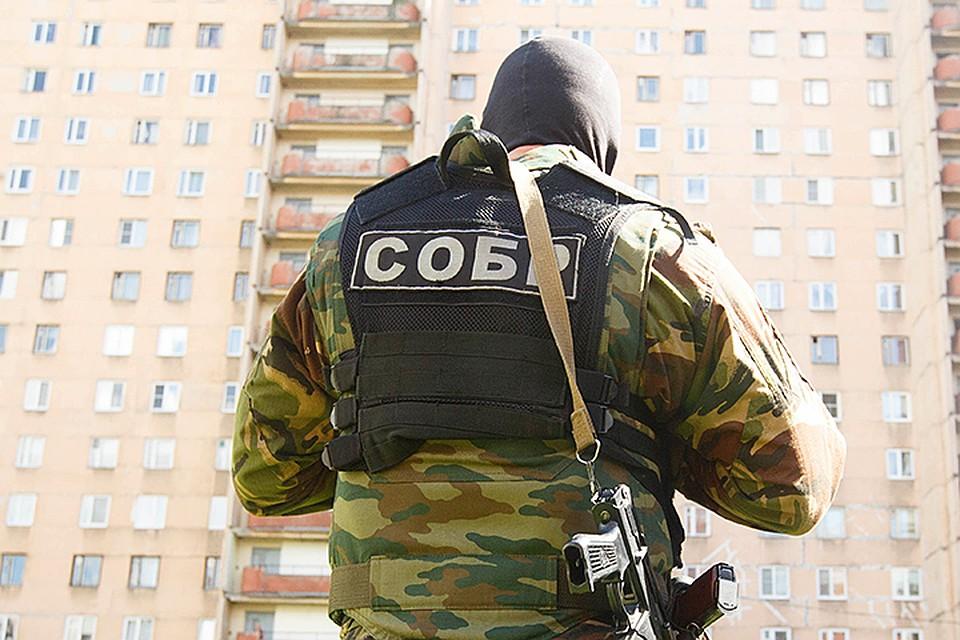 """В ведомстве отметили, что в местах проживания названных лиц изъяты взрывное устройство, идентичное обнаруженному на станции """"Площадь Восстания"""""""
