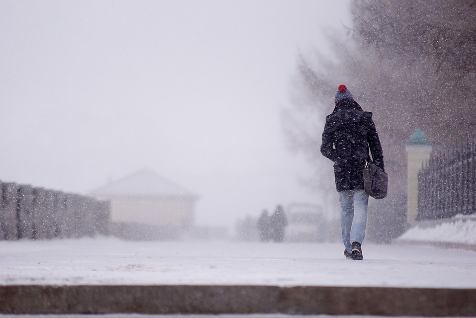 Мокрый снег идождь ожидают вИркутской области 8апреля