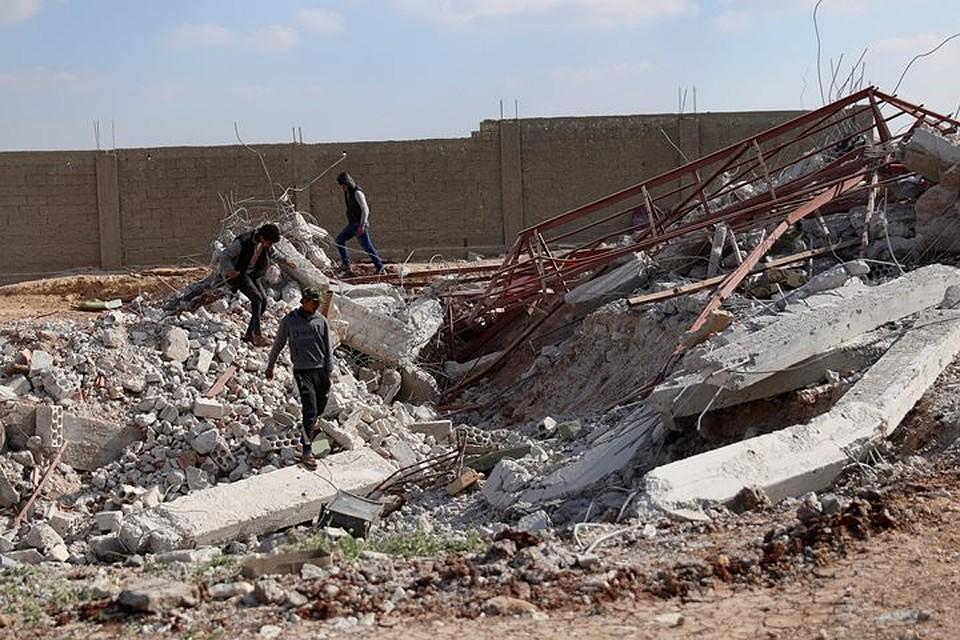 РФиСША обсудили американский удар поСирии