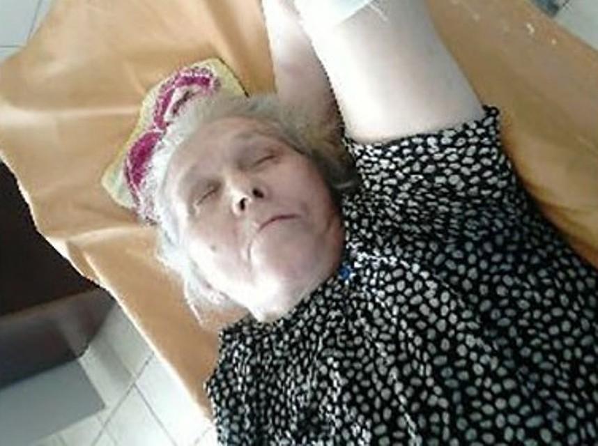 ВБашкортостане ищут родных старый женщины, угодившей в клинику