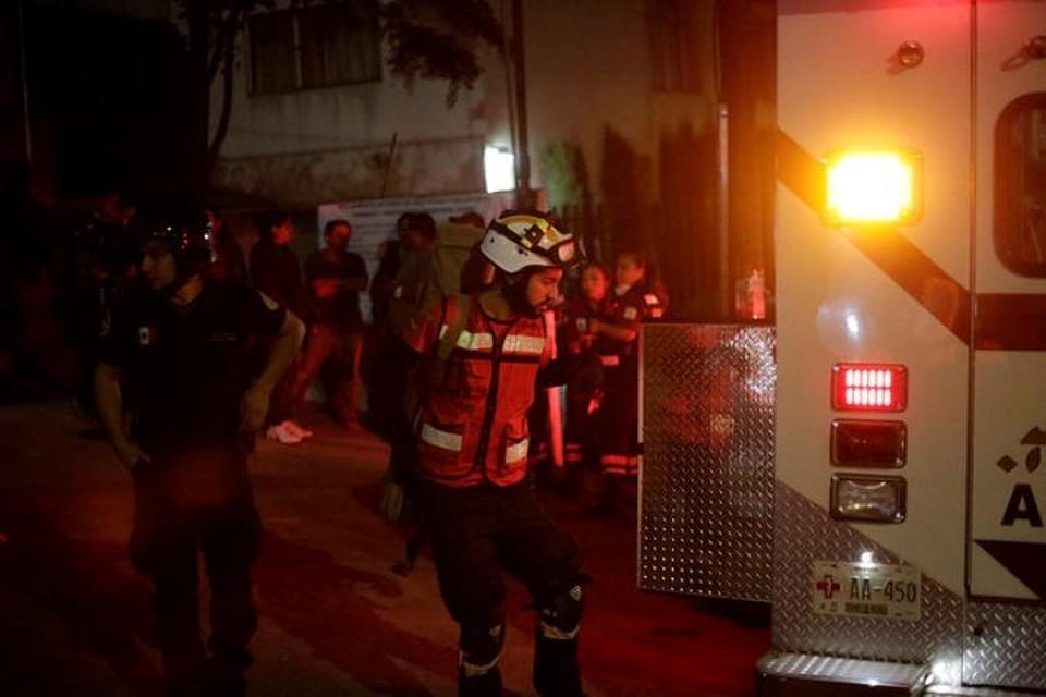 Жертвами обрушения паркинга вМехико стали шесть человек