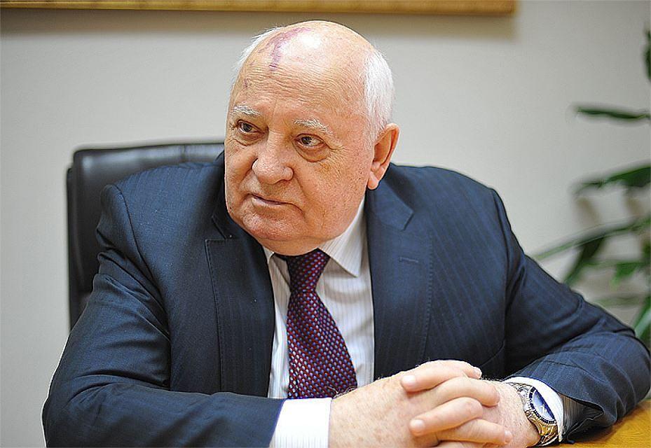 Можно констатировать все признаки холодной войны— Михаил Горбачев