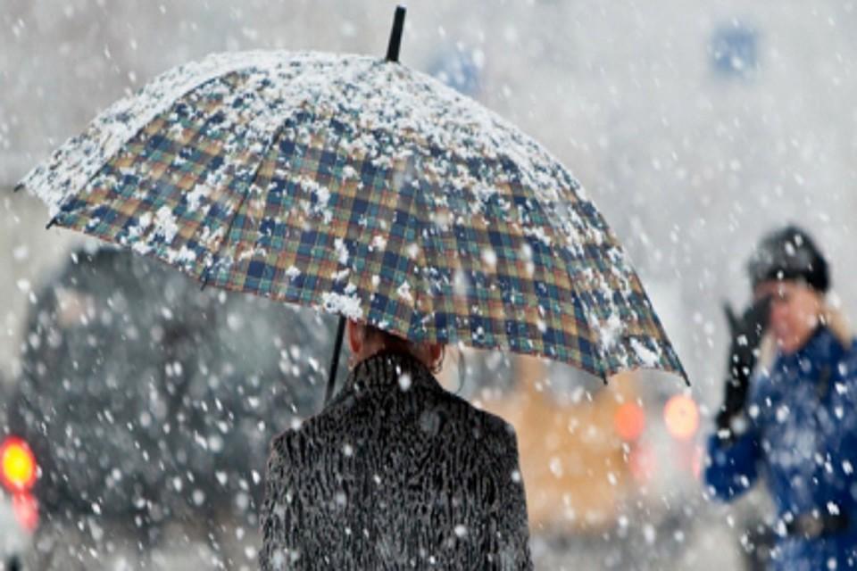 Завтра вКазани предполагается мокрый снег идождь