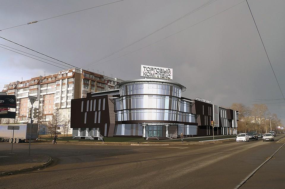 Суд позволил строить торговый центр всквере наПредмостной площади