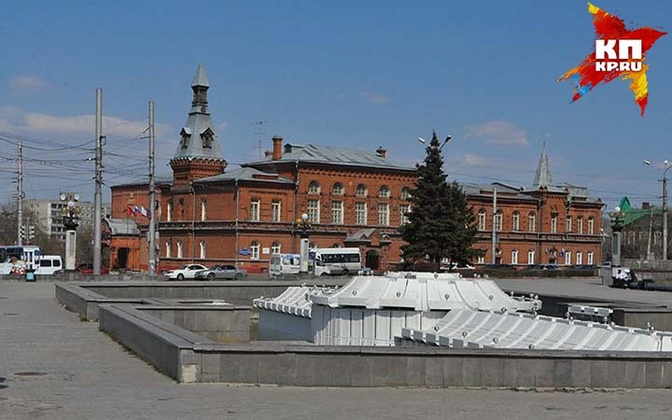 Выборы главы города  Омска признаны несостоявшимися