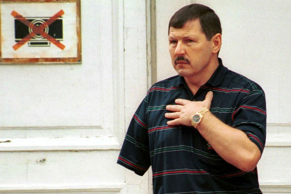 Верховный суд подтвердил вердикт Барсукову-Кумарину