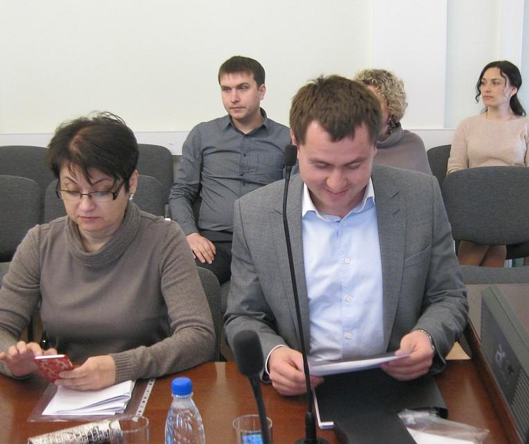 Заседание комиссии по градостроительству, архитектуре и ЖКХ.