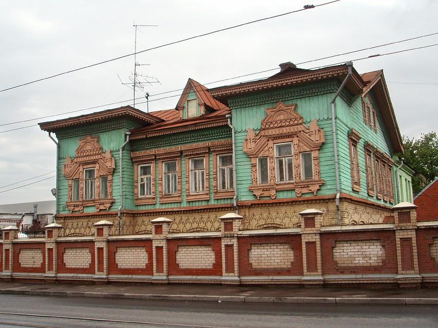 Генпрокуратура: Дом Крестовникова вКазани реставрировали без лицензии