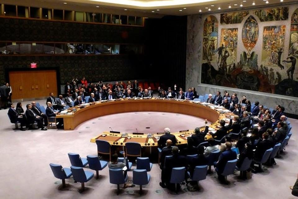 РФзаблокировала решение Совбеза ООН поядерным испытаниям КНДР