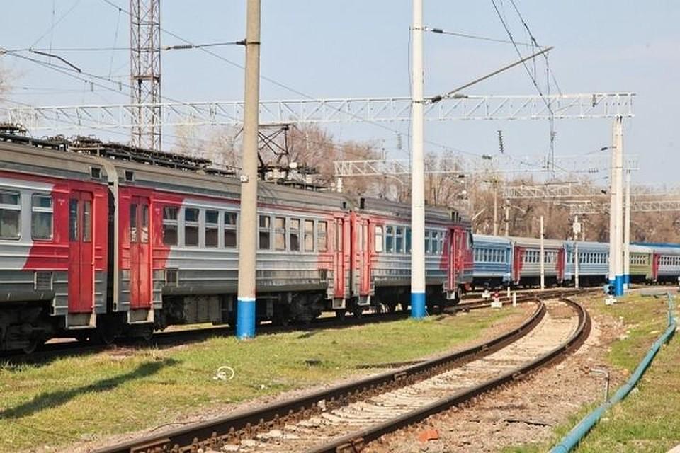 ВВоронежской области из-за бесхозного пакета остановили движение поездов