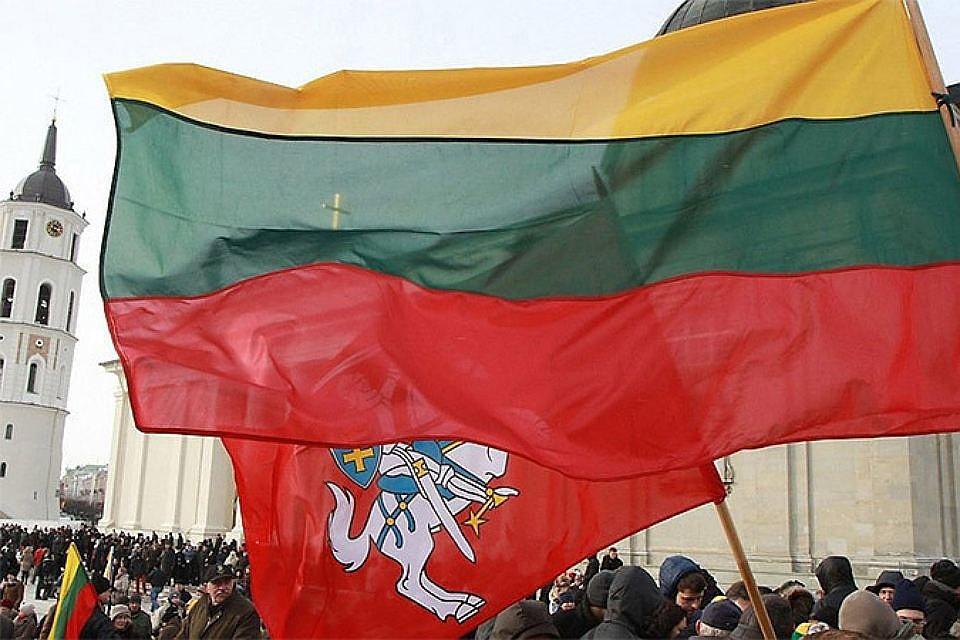 Германия может одолжить Литве Акт независимости