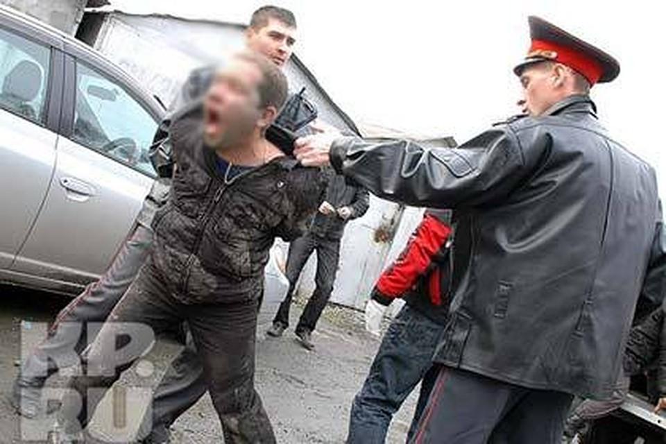 Полицейские задержали преступника офиса помикрозаймам
