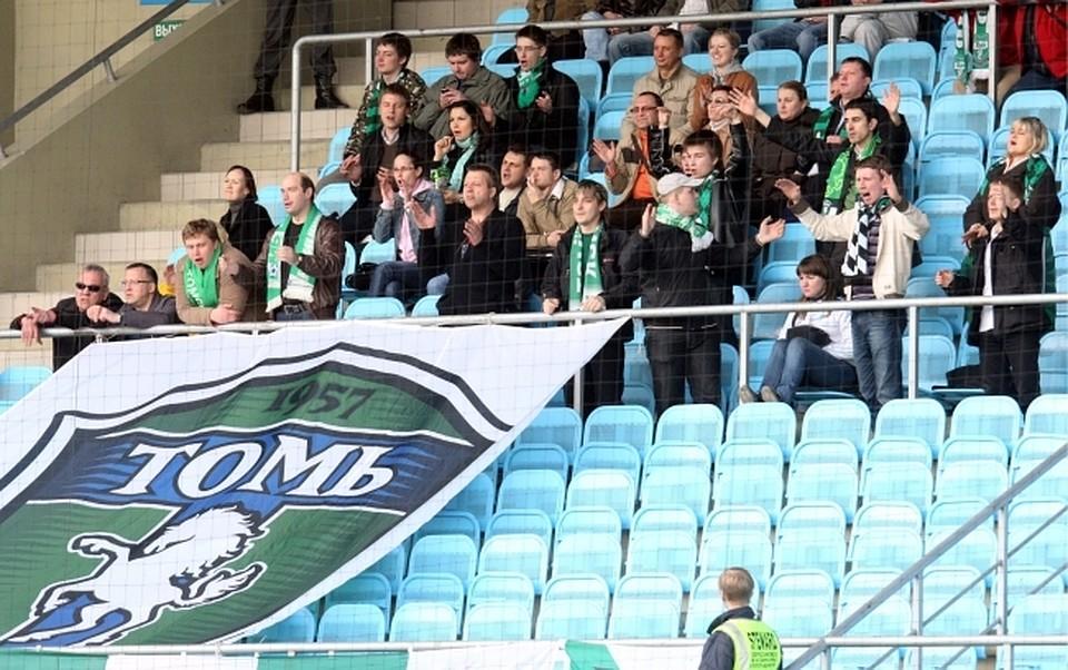 «Оренбург» навыезде победил «Томь»