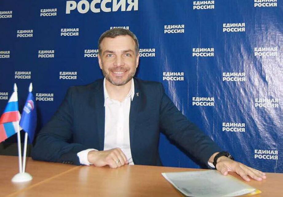 Прошлый и.о. главы города Ярославля Малютин подал документы научастие впраймериз