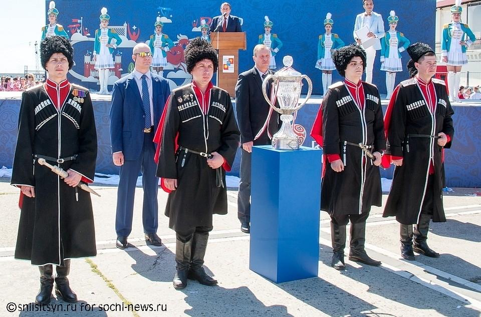 Нафинал Кубка Российской Федерации реализовано свыше 18 тыс. билетов