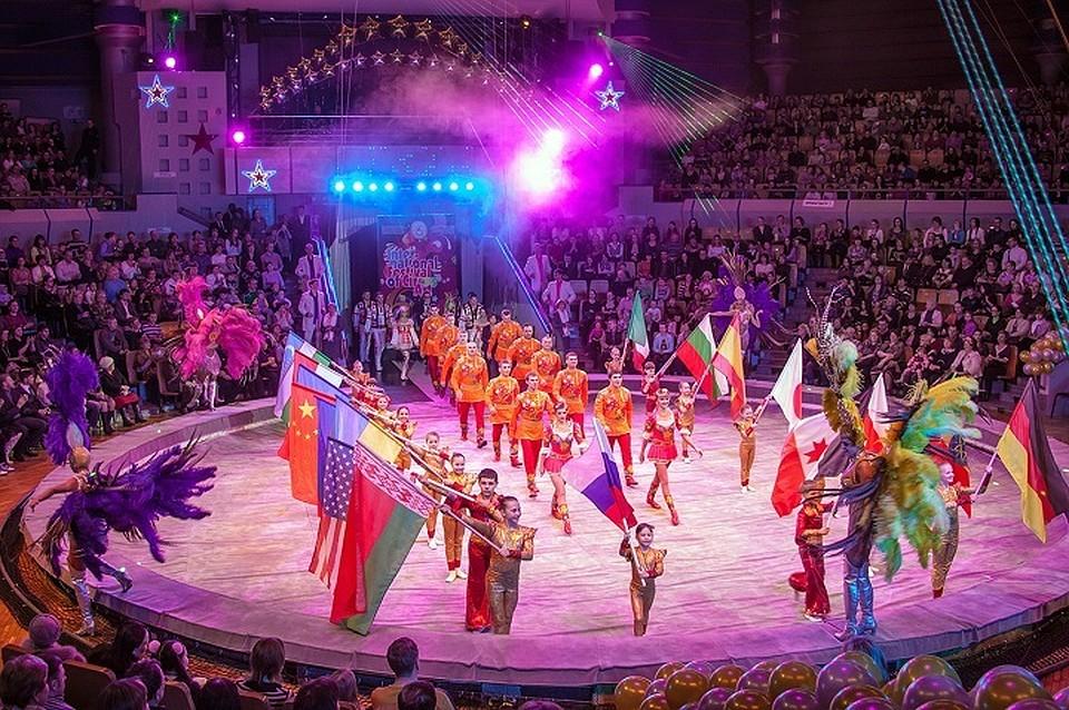 ВИжевске пройдет детский фестиваль циркового искусства