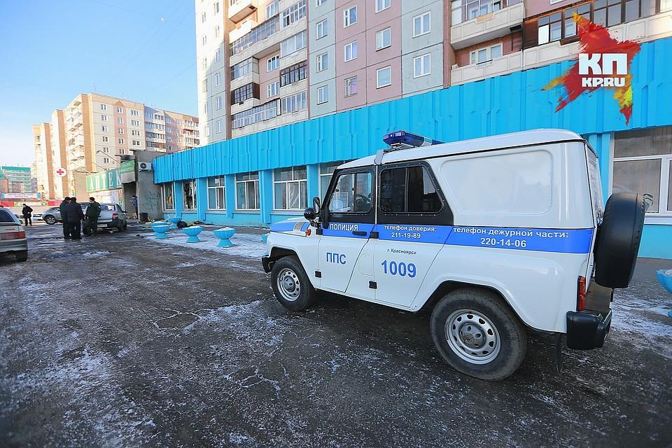 ВКрасноярском крае пьяная несовершеннолетняя девушка оскорбила полицейского