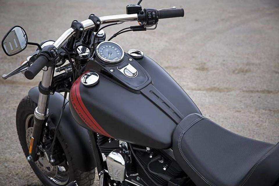 ВНовокузнецком районе депутат спровоцировал ДТП насвоем Harley-Davidson