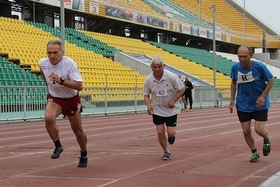 ВКраснодарском крае пожилые люди примут участие вСпартакиаде