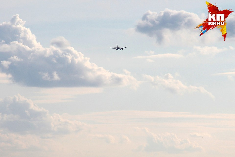 Сейчас авиалайнеры уже приземлились в Кемеровской области