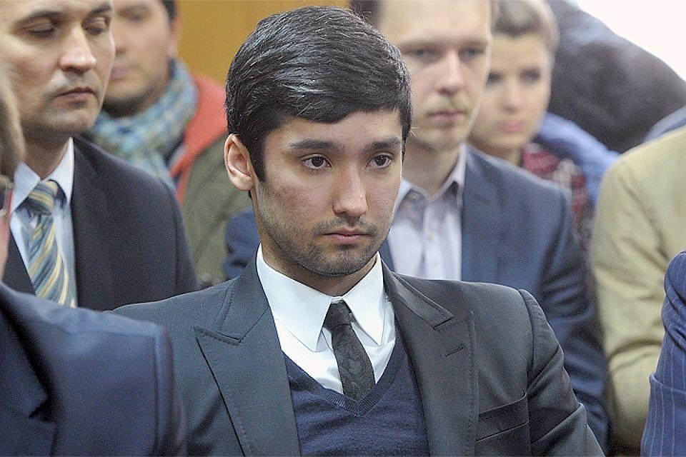Сын вице-президента «Лукойла» обнародовал видео езды повыделенке в российской столице
