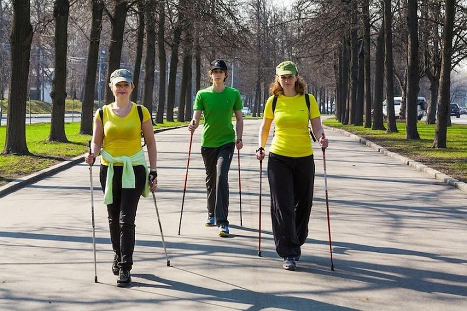 ВКазани 27мая впервый раз пройдет фестиваль скандинавской ходьбы «Свобода движения»