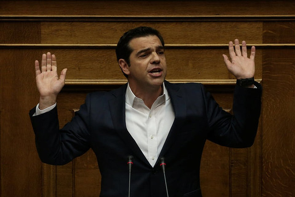 Греческий парламент проголосовал запакет новых мер жесткой экономии