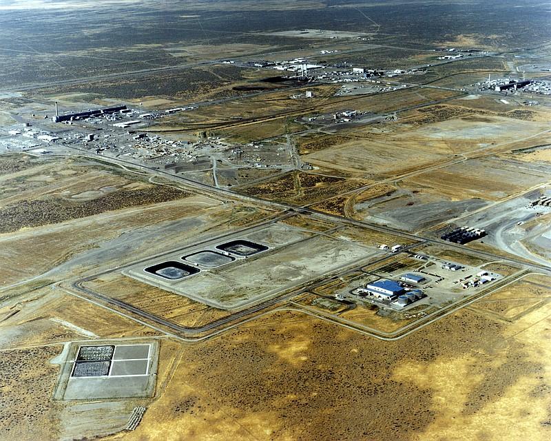 ВСША расследуют очевидную утечку радиации изядерного хранилища