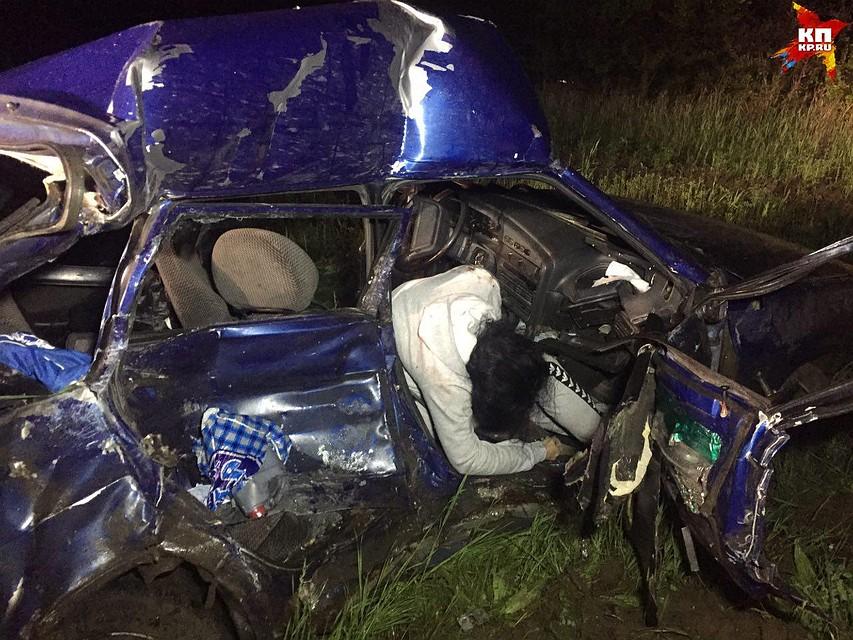 Влобовой трагедии под Саратовом погибла сестра водителя