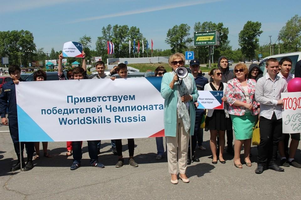 Победы пушкинских школьников на общенациональном чемпионате
