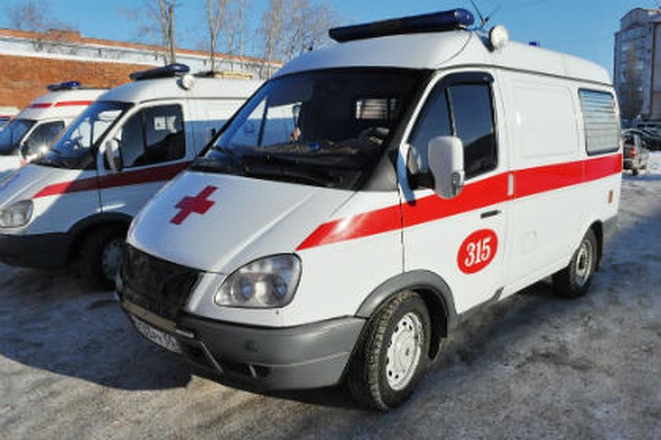 Омич, попавший вДТП, избил фельдшера скорой