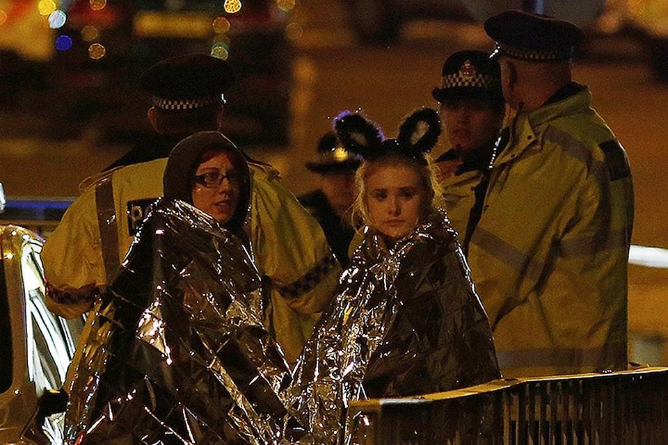 Стало известно, где террорист-смертник Салман Абеди проходил подготовку— Теракт вМанчестере