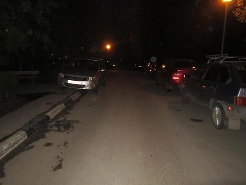 ВТольятти 15-летняя девочка угодила под колеса Рэно Logan