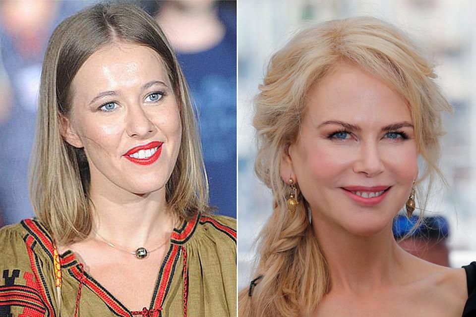 Ксения Собчак и Николь Кидман столкнулись на самом ярком светском приеме Каннского кинофестиваля – благотворительном балу amfAR Gala Cannes.