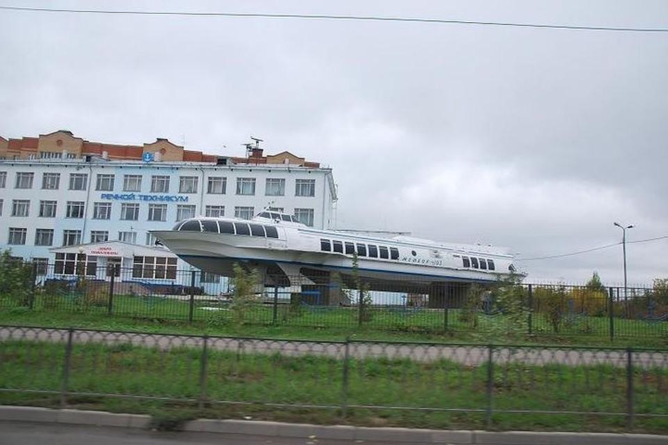 ВКазани модернизируют речной техникум ипостроят новое общежитие